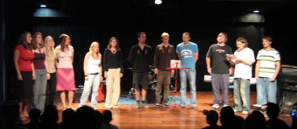 El primer grupo llegó en el 2007, pero en el siguiente año fue que se instauró MoG legalmente.